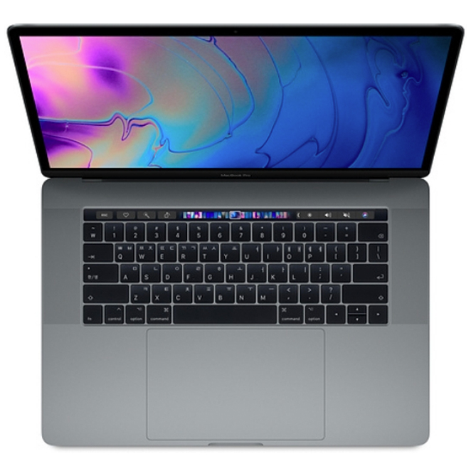 Apple 2019년 맥북 프로 터치바 15 9세대 MV902KH/A (i7-2.6GHz 6-core 16GB Mac OS SSD 256GB), 스페이스 그레이
