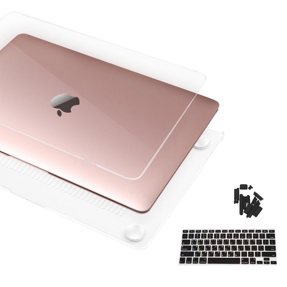 오펜트 2018 A1932 뉴맥북 투명케이스, 단일 색상