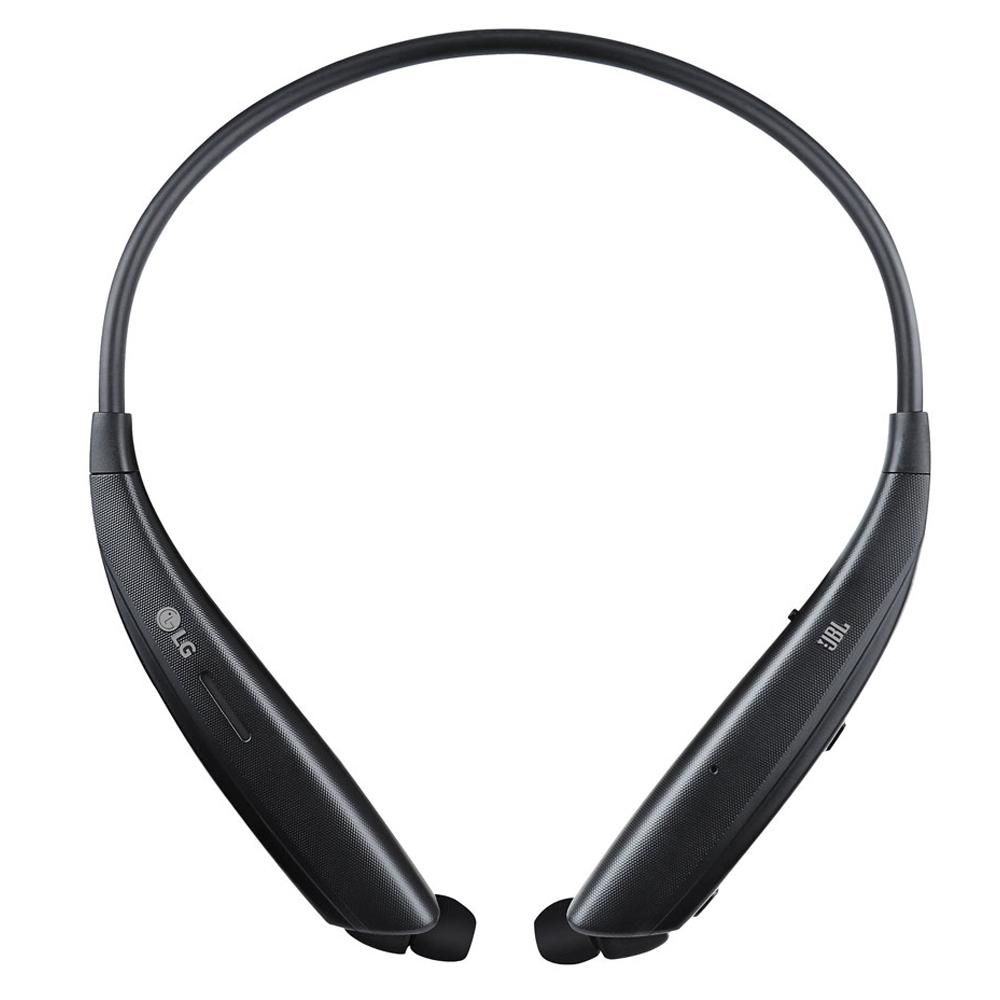 LG전자 톤플러스 블루투스이어폰 HBS835S 블랙