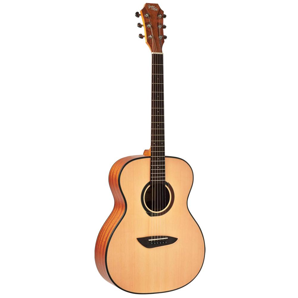 고퍼우드 어쿠스틱 기타 G110 + 구성품 11p, NA