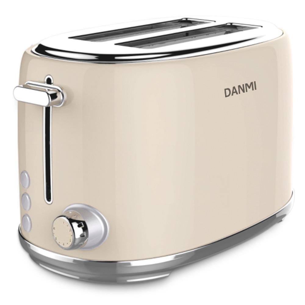 단미 2구 토스터기, DA-TO01(베이지)