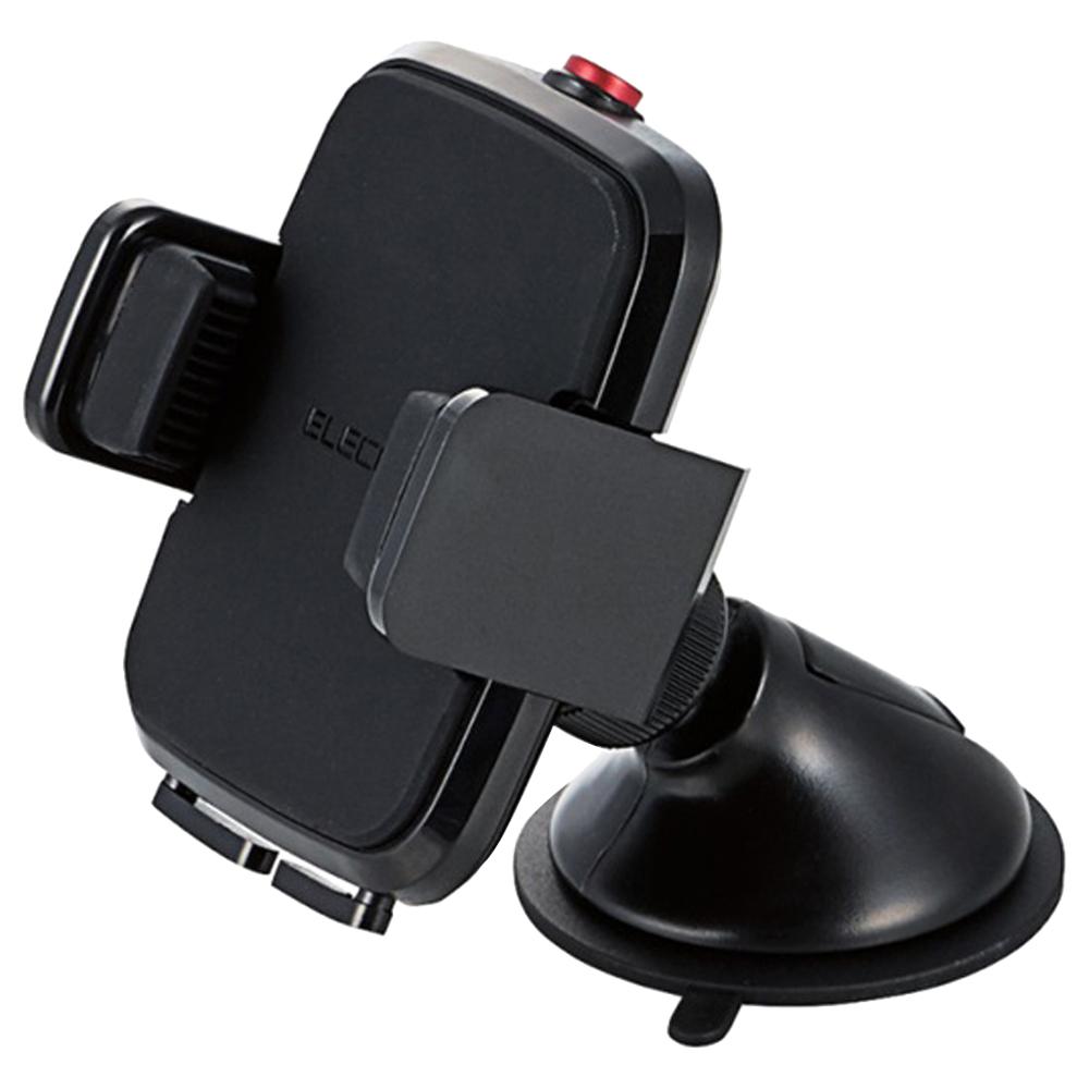 엘레컴 차량용 스마트폰 거치대 PCARS02 블랙 1개