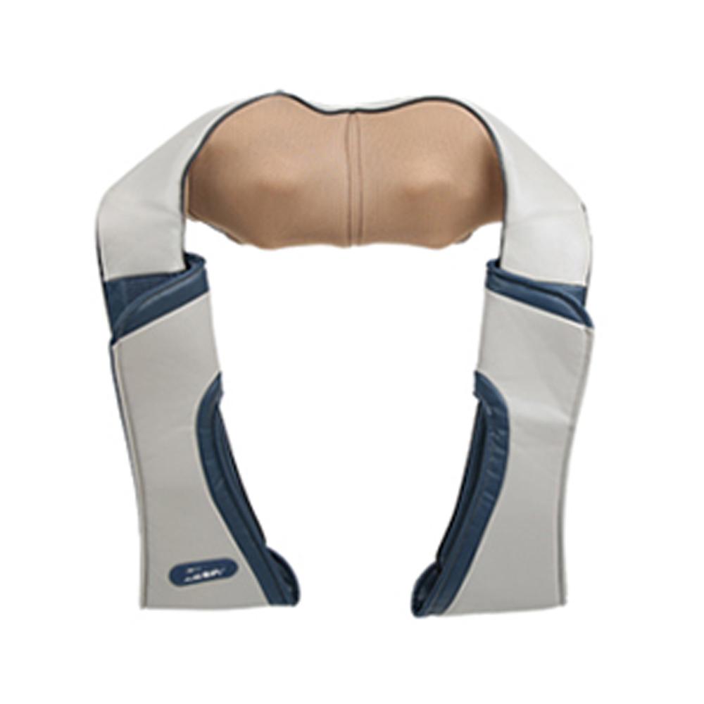 제스파 충전식 무선형 목어깨 안마기 마사지기, ZP7037