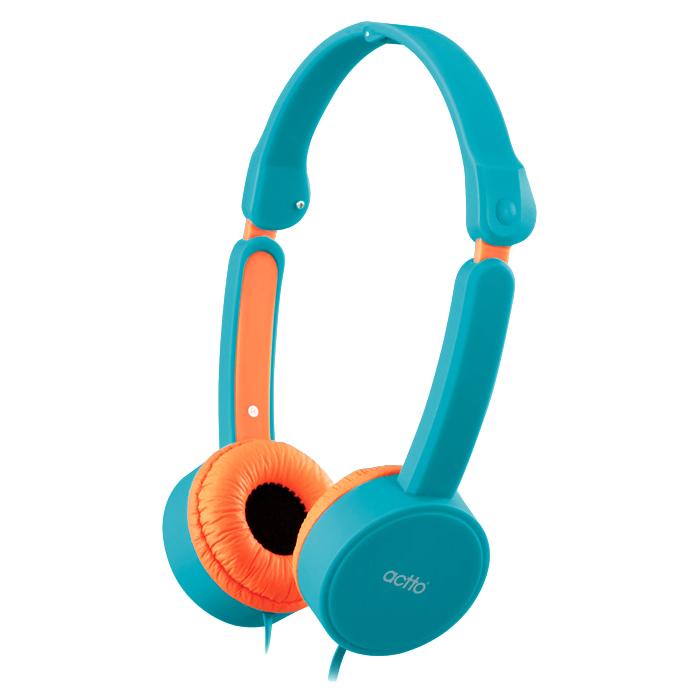 엑토 지니 키즈 헤드폰, 그린, BKS-76