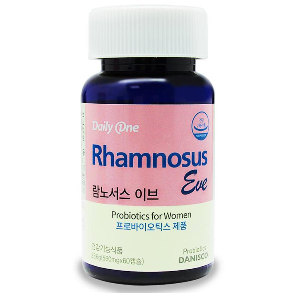 데일리원 람노서스 이브 유산균, 336g, 1개