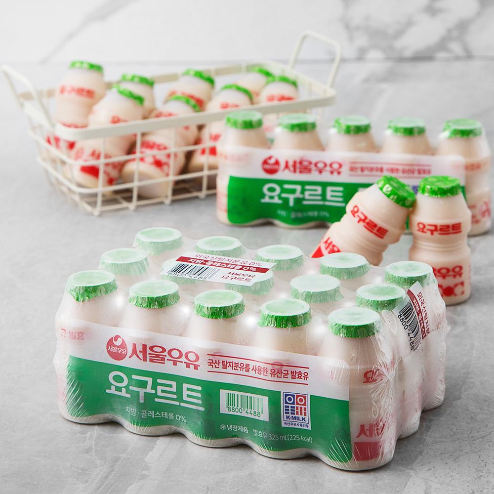 서울우유 요구르트, 65ml, 30개입
