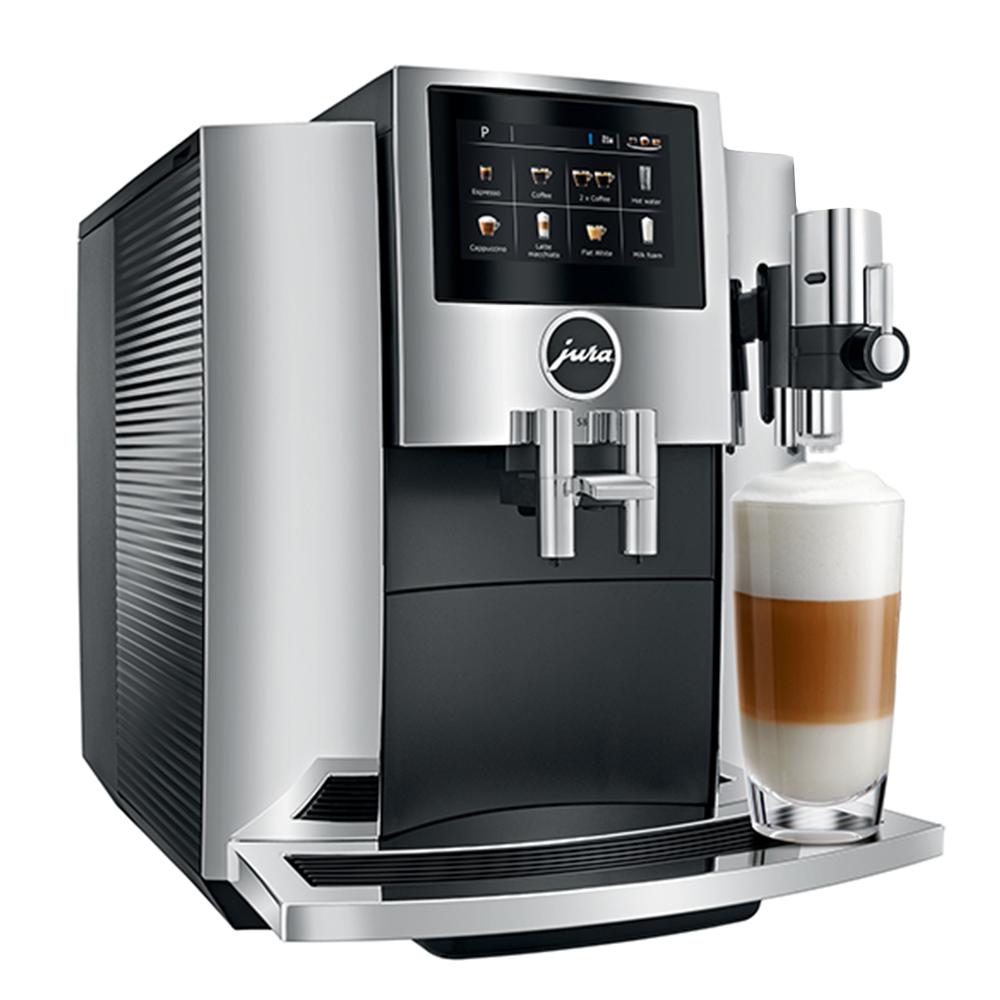 유라 전자동 커피머신 S8, S8(크롬)