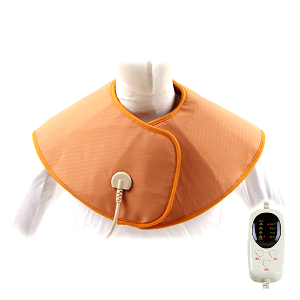 피플스 황토 어깨 전기 찜질기 S0701-D8 (POP 57973838)