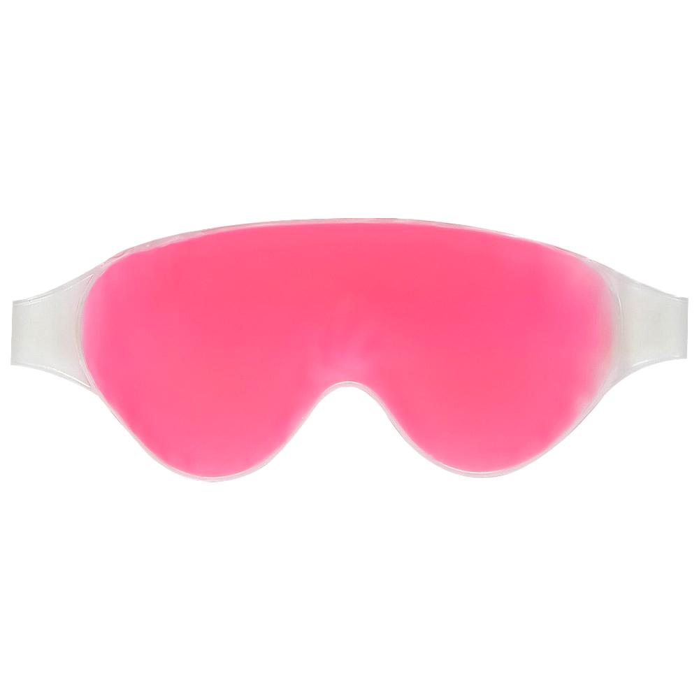 AMC 눈 냉온 찜질팩 아이마스크 핑크, 1개입, 1개
