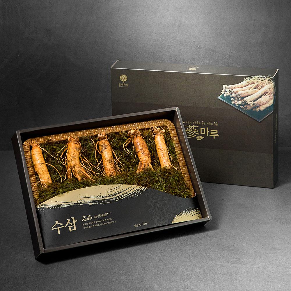 [Gold box] 몸애조화 수삼 선물세트, 300g, 1세트 - 랭킹6위 (35900원)