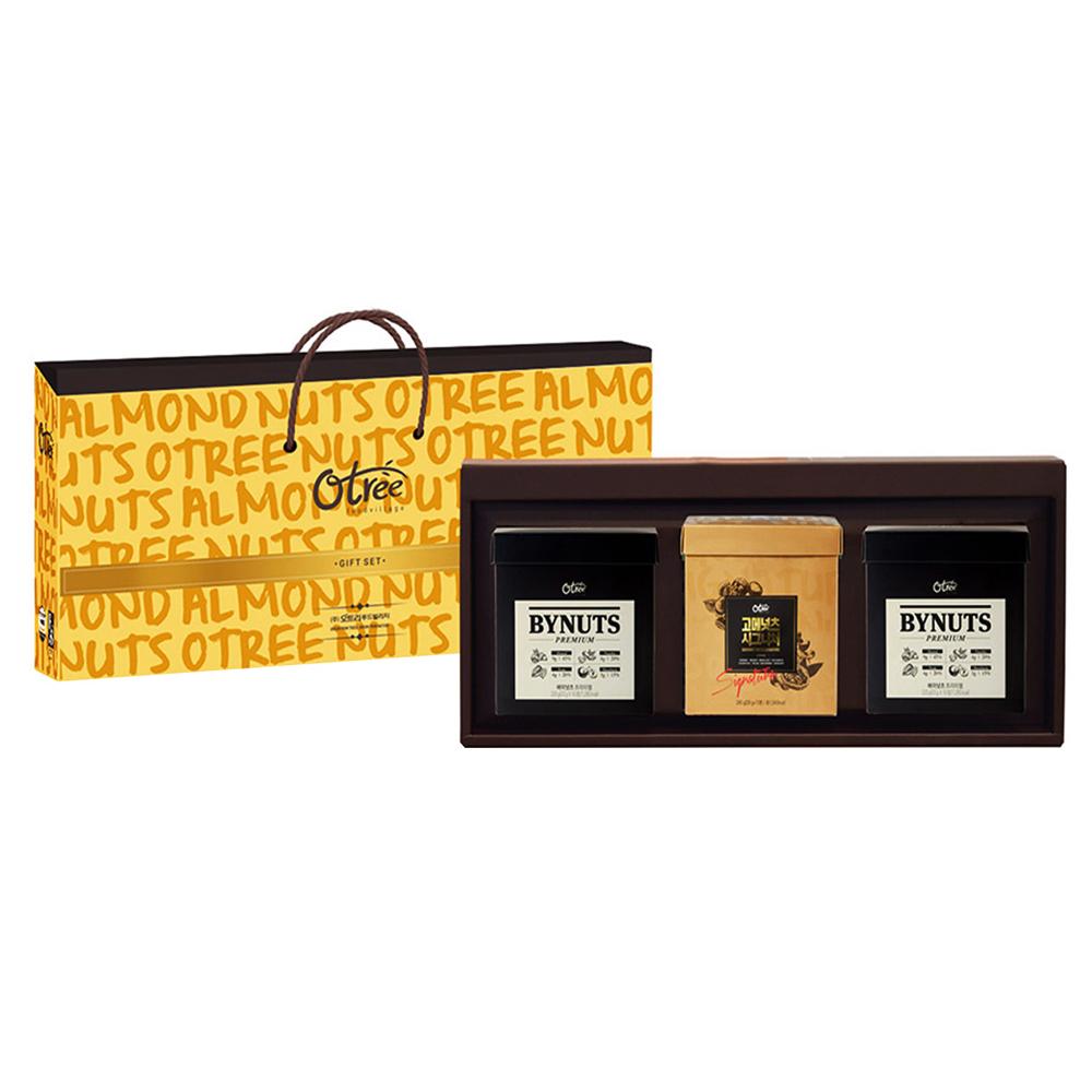 오트리 시그니처 견과 선물세트 1호, 680g, 1세트