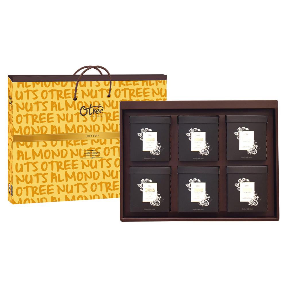 [프리미엄 선물세트] 오트리 프리미엄 선물 + 쇼핑백 세트 3호, 1500g, 1세트 - 랭킹1위 (63820원)