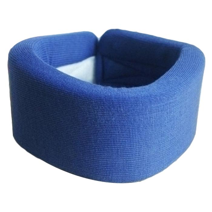라온텐 기본 목보호대 목밴드 남녀공용 블루 FREE