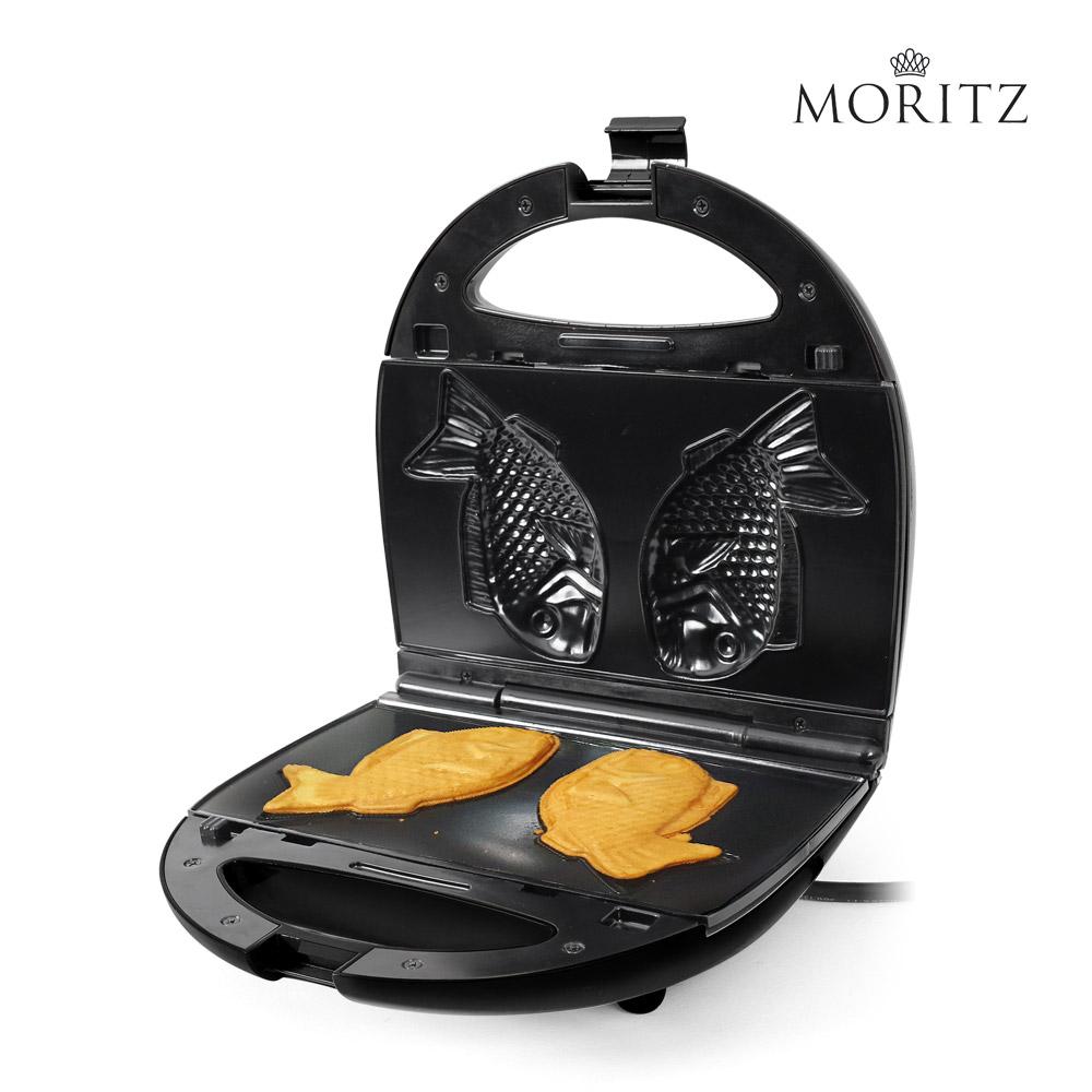 모리츠 3IN1 붕어빵 와플메이커, MO-SM301B
