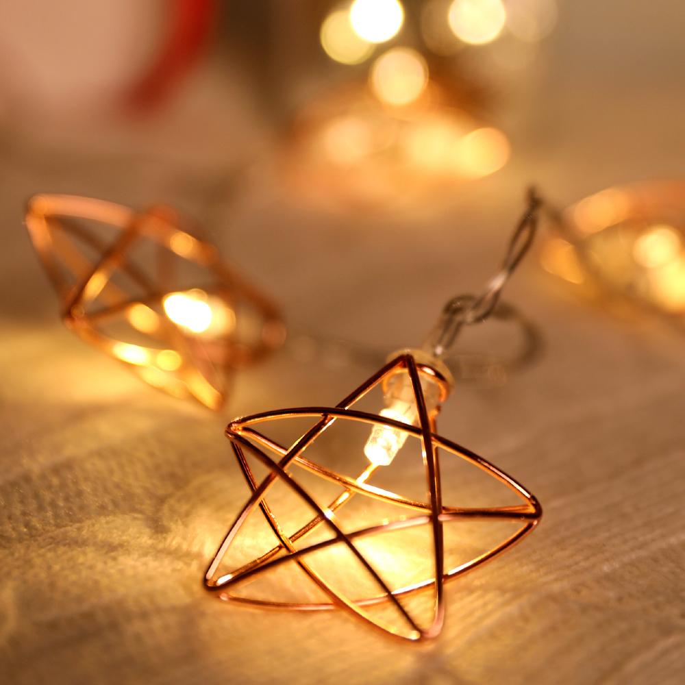 행복한마을 크리스마스 코지스타 가랜드, 혼합 색상