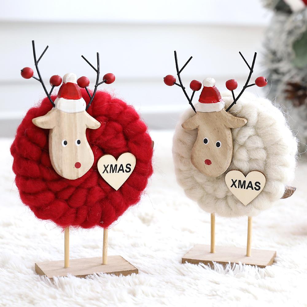 행복한마을 노엘리아 세트 크리스마스인테리어장식, 혼합 색상