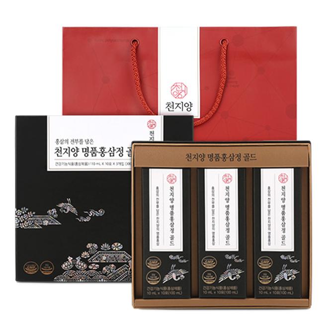 천지양 명품 홍삼정 골드, 10ml, 30포