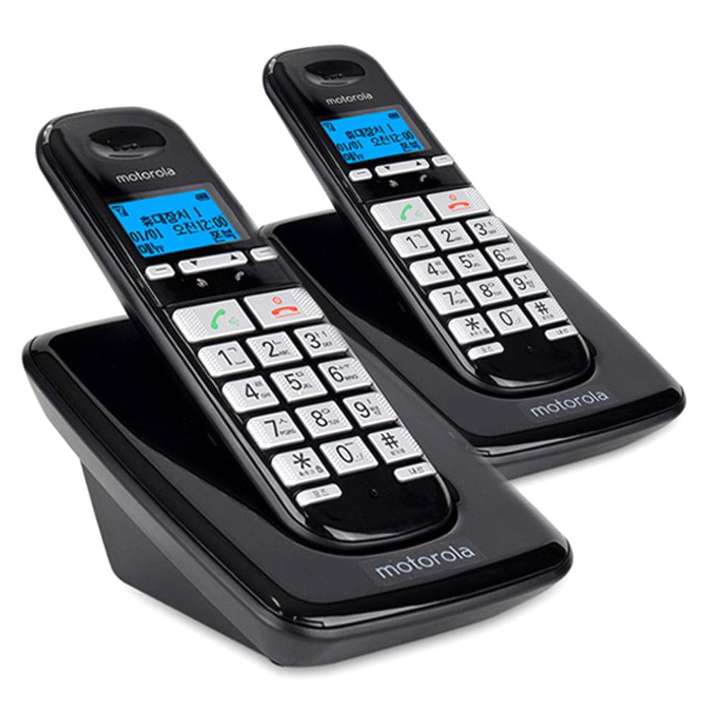 모토로라 디지털 무선전화기 S3001A 2p