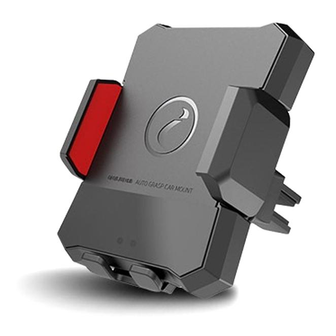 아이나비 자동 무선 충전 차량용 거치대 ISH-A02V, 1개, 혼합 색상