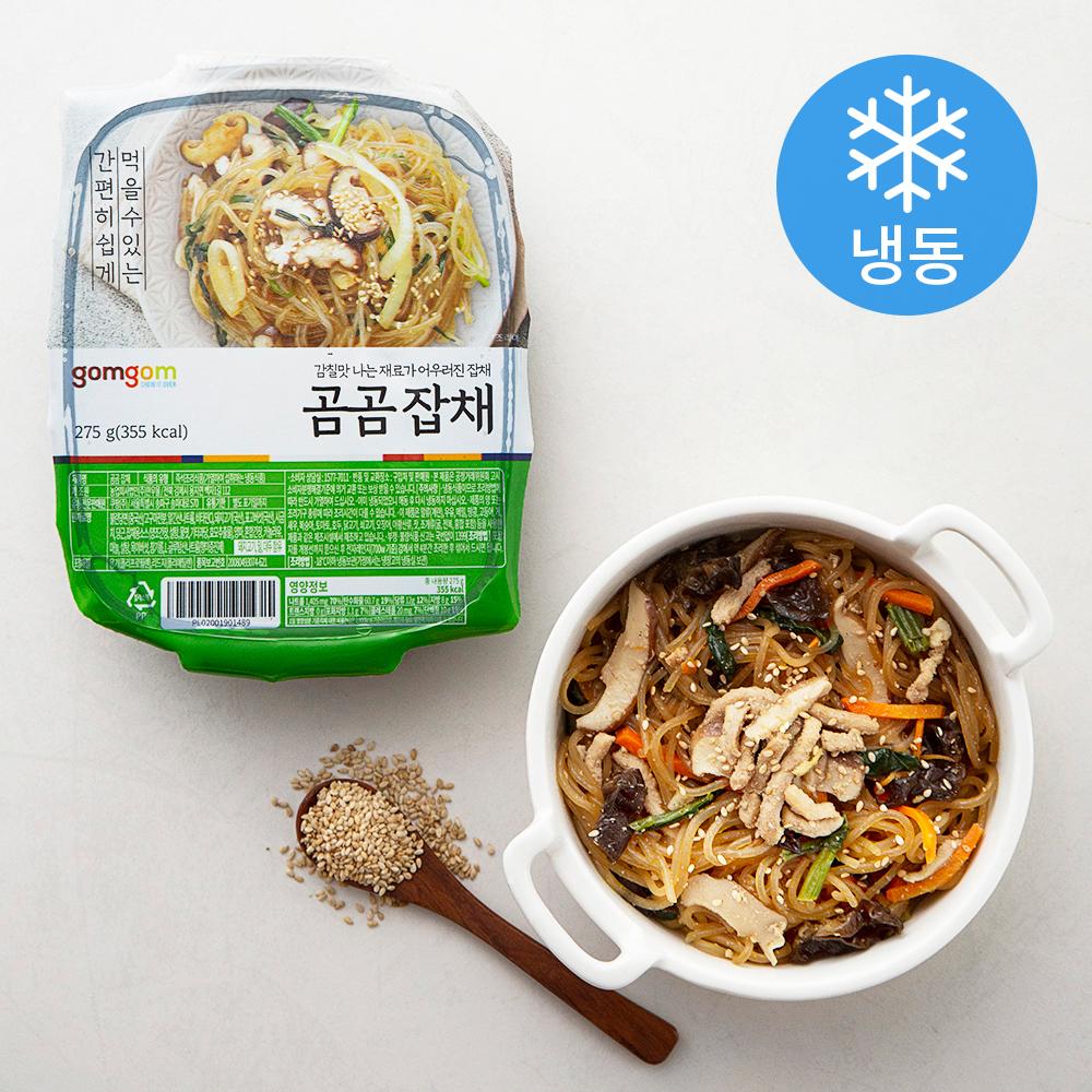 곰곰 간편한 잡채 (냉동), 275g, 1개