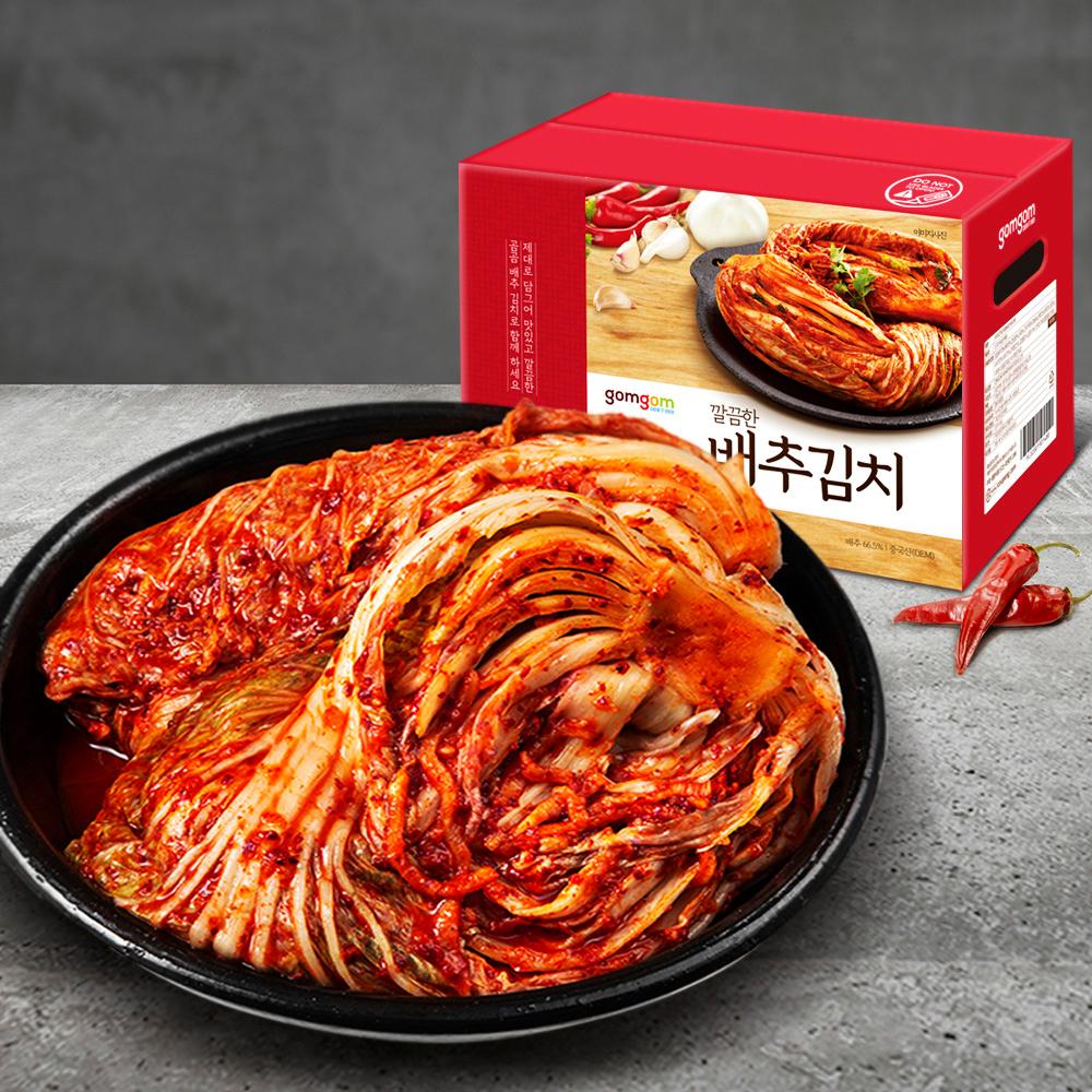 곰곰 배추 김치, 10kg, 1개
