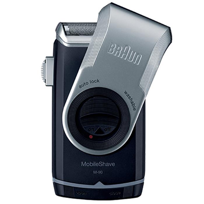 BRAUN 휴대용 면도기 M90, 혼합 색상