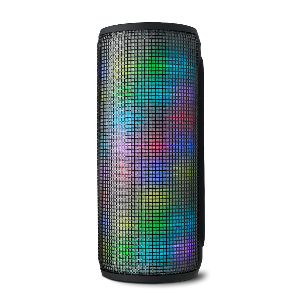 레토 레인보우 LED 블루투스 스피커 NEOVOX LBT-R01, 단일색상