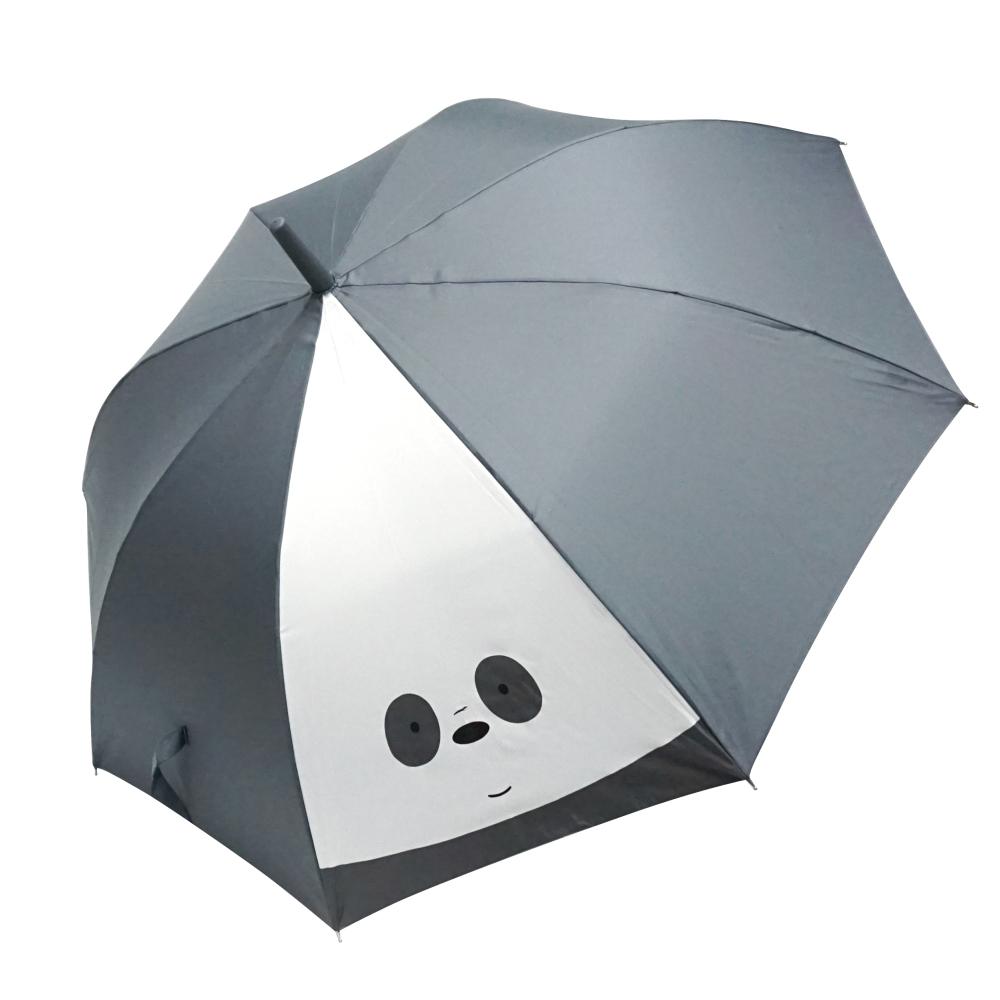 위베어베어스 페이스 장우산 IUWBU10002 58cm