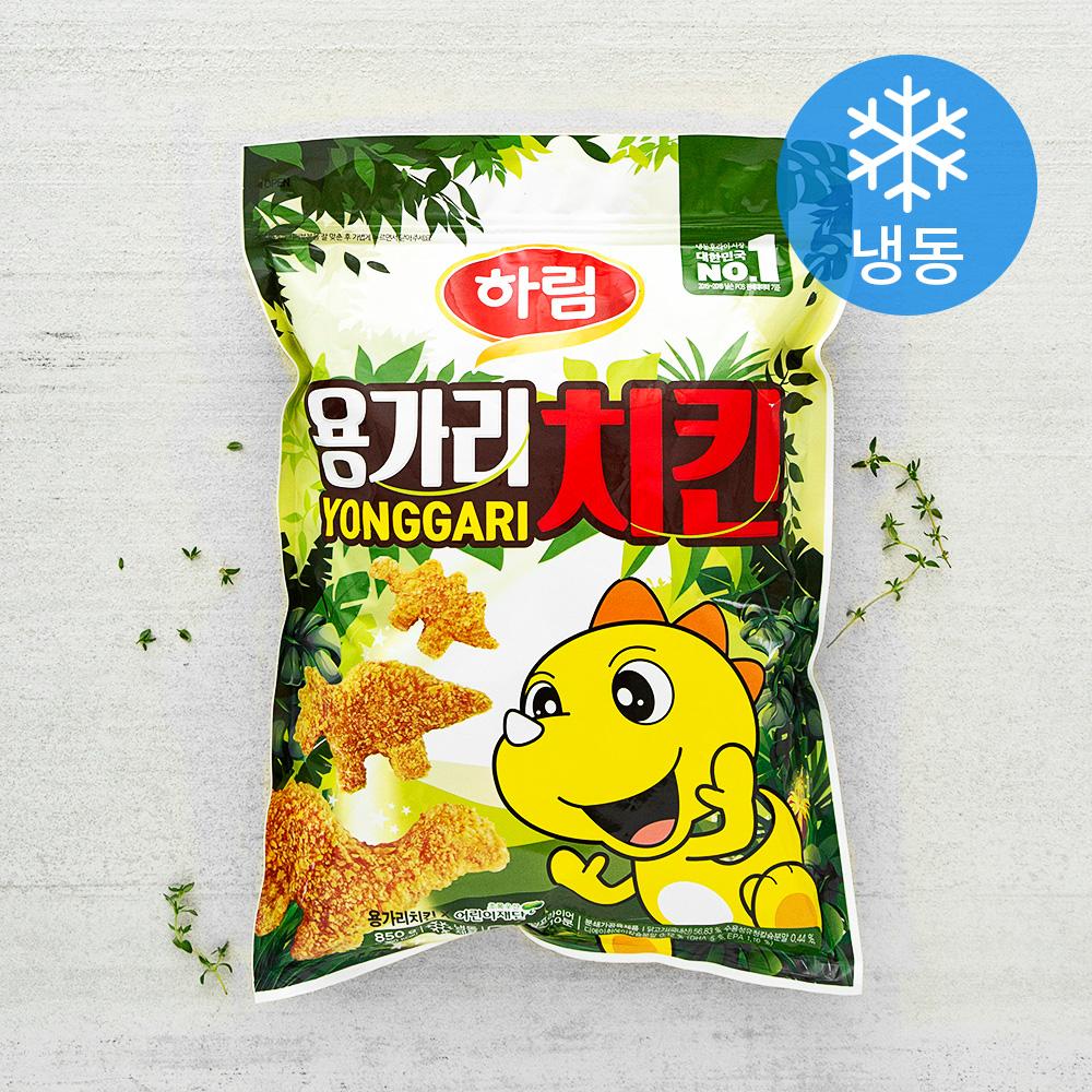 하림 용가리치킨 (냉동), 850g, 1개