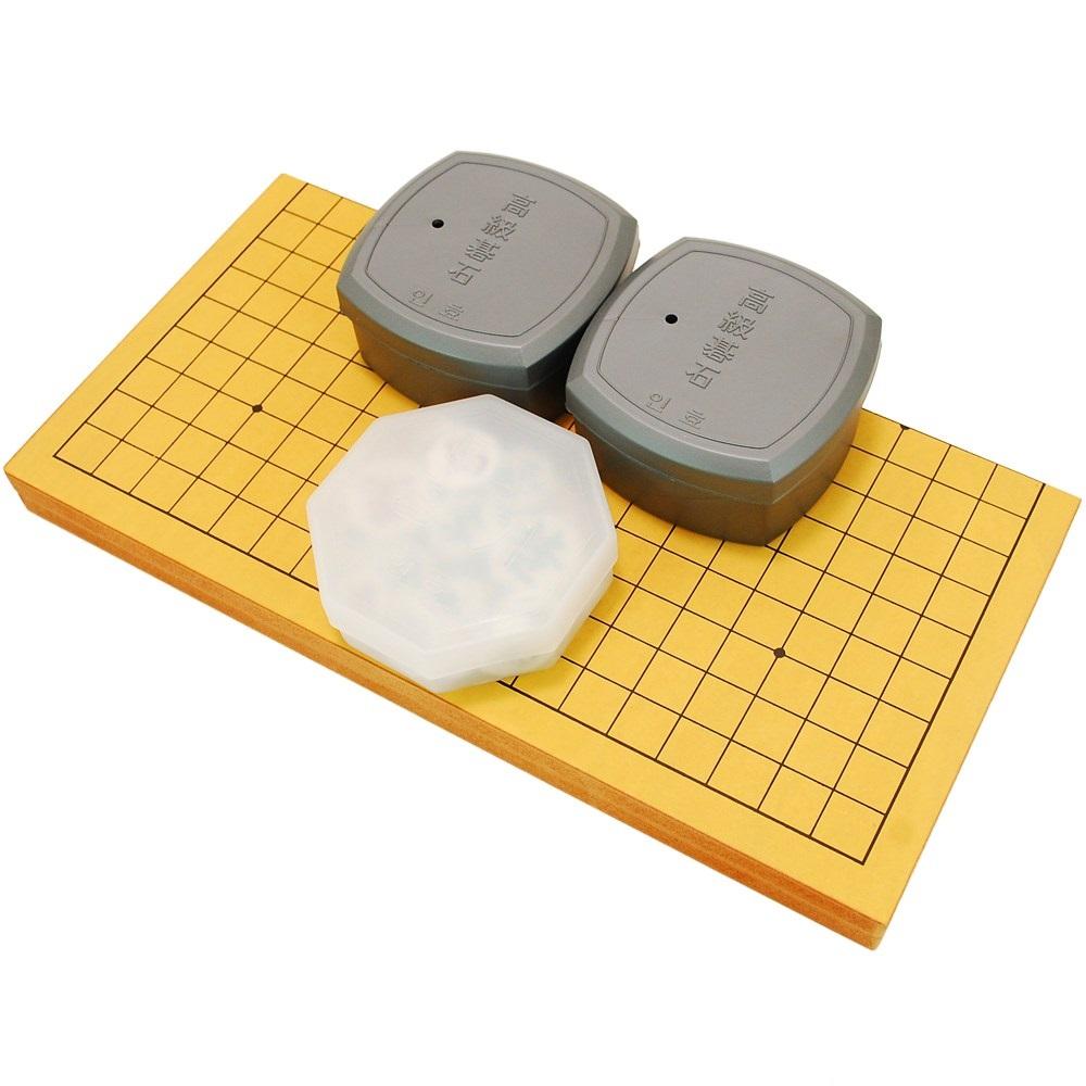 15mm 도색 인효정석세트 접판 바둑판 장기판, 15mm 도색 인효정석 접판 세트-1세트