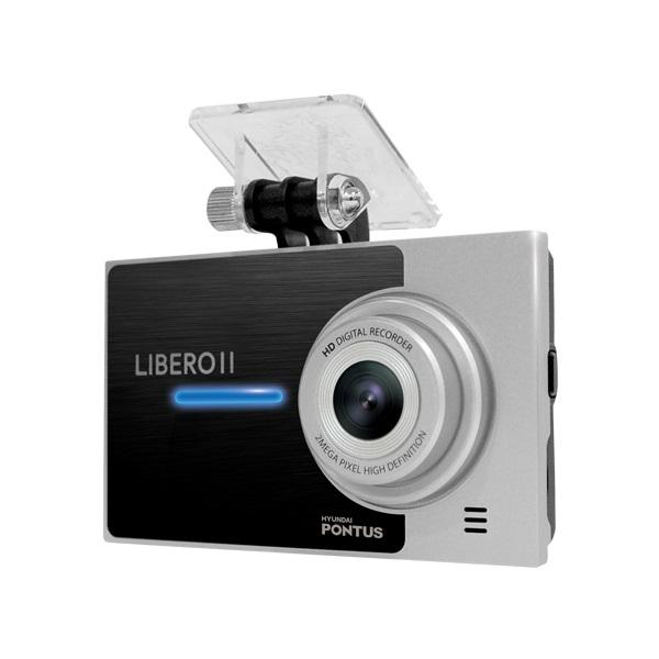 현대폰터스 리베로2 2채널 블랙박스 HD