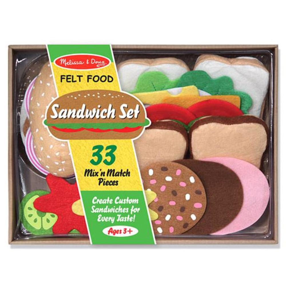 샌드위치 만들기 펠트, MD3954