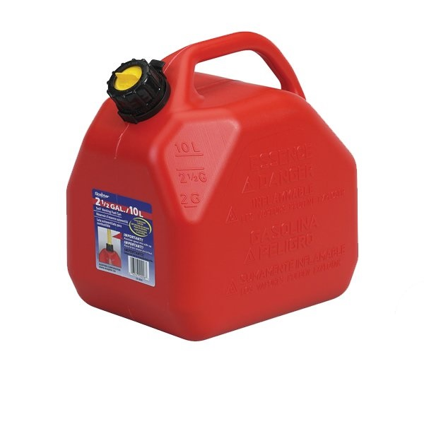 셉터 제리캔 기름통 5L/10L-휘발유통/캠핑난로/노스필