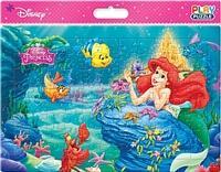 [계림북스]PLAY PUZZLE 디즈니 판퍼즐 : 인어공주 (88조각), 계림북스