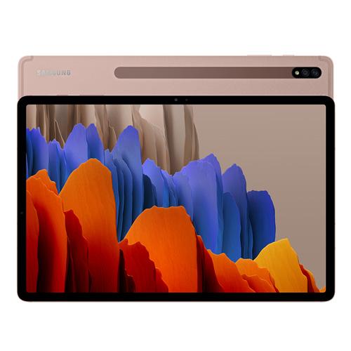 삼성전자 갤럭시 탭S7+ 12.4 Wi-Fi 256GB, SM-T970N, 미스틱브론즈