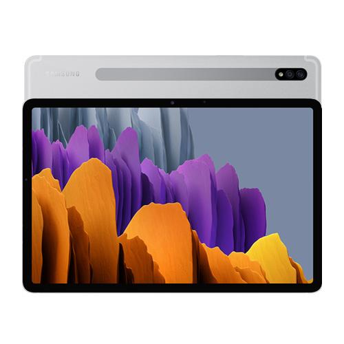삼성전자 갤럭시 탭S7 11.0 LTE + Wi-Fi 256GB, SM-T875N, 미스틱실버