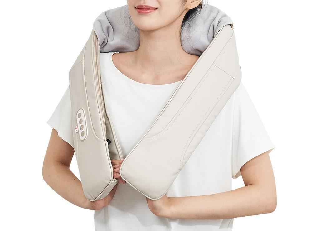 오아 슈퍼볼 안마기 무선 목 어깨 마사지기 전신 허리 마사지기계, OMS-007BE (POP 2263211226)