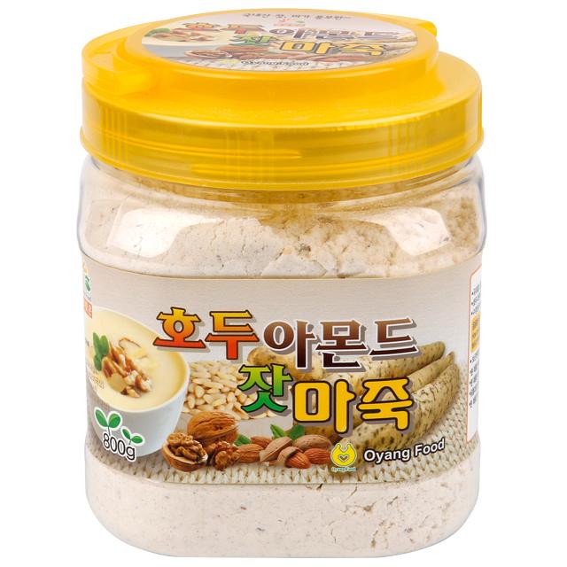 오양식품 호두 아몬드 잣 마죽, 800g, 호두아몬드잣마죽