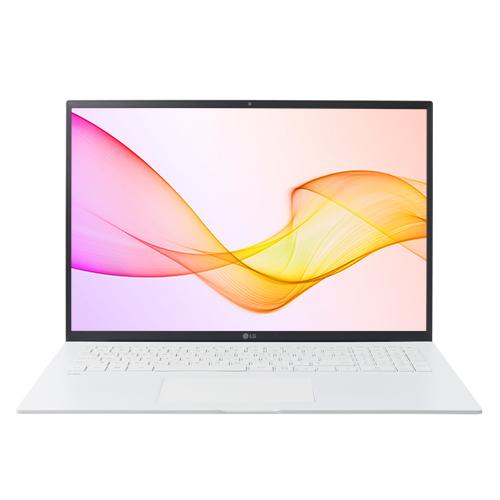 LG전자 그램17 스노우 화이트 노트북 17ZD90P-GX70K (i7-1165G7 43.1cm), 미포함, 256GB, 8GB