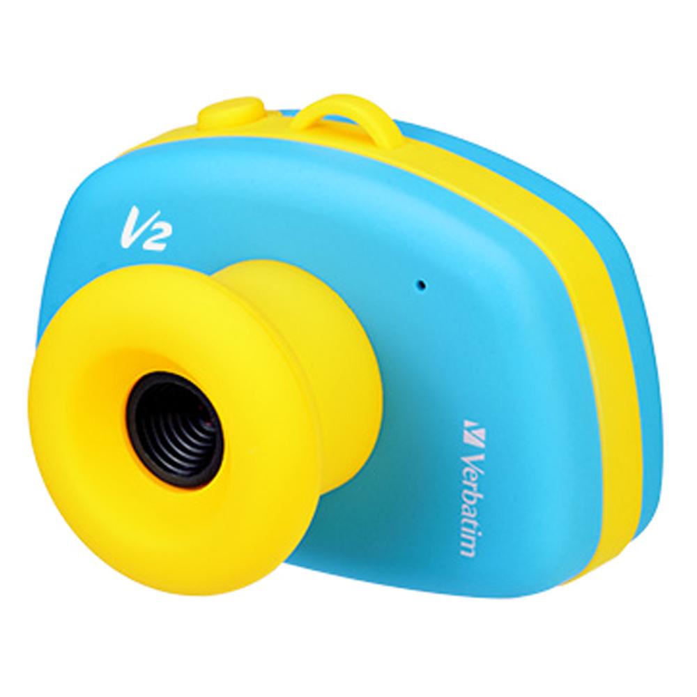버바팀 키즈 미니카메라 V2 블루, 단일상품, 1개