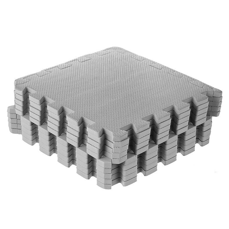 코멧 팻 퍼즐 매트 10p, 다크그레이