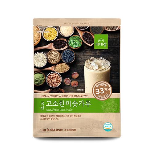 배대감 국산 고소한 미숫가루, 1kg, 1개