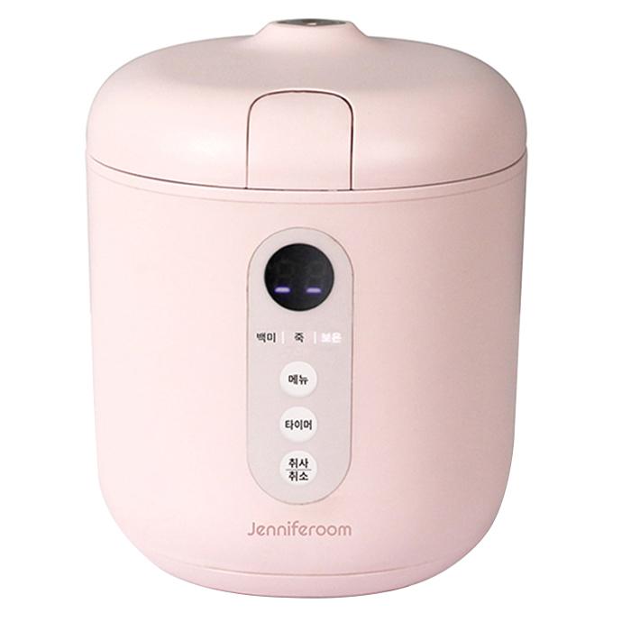 제니퍼룸 마카롱 미니밥솥 3인용, JC-E80810PK(핑크)