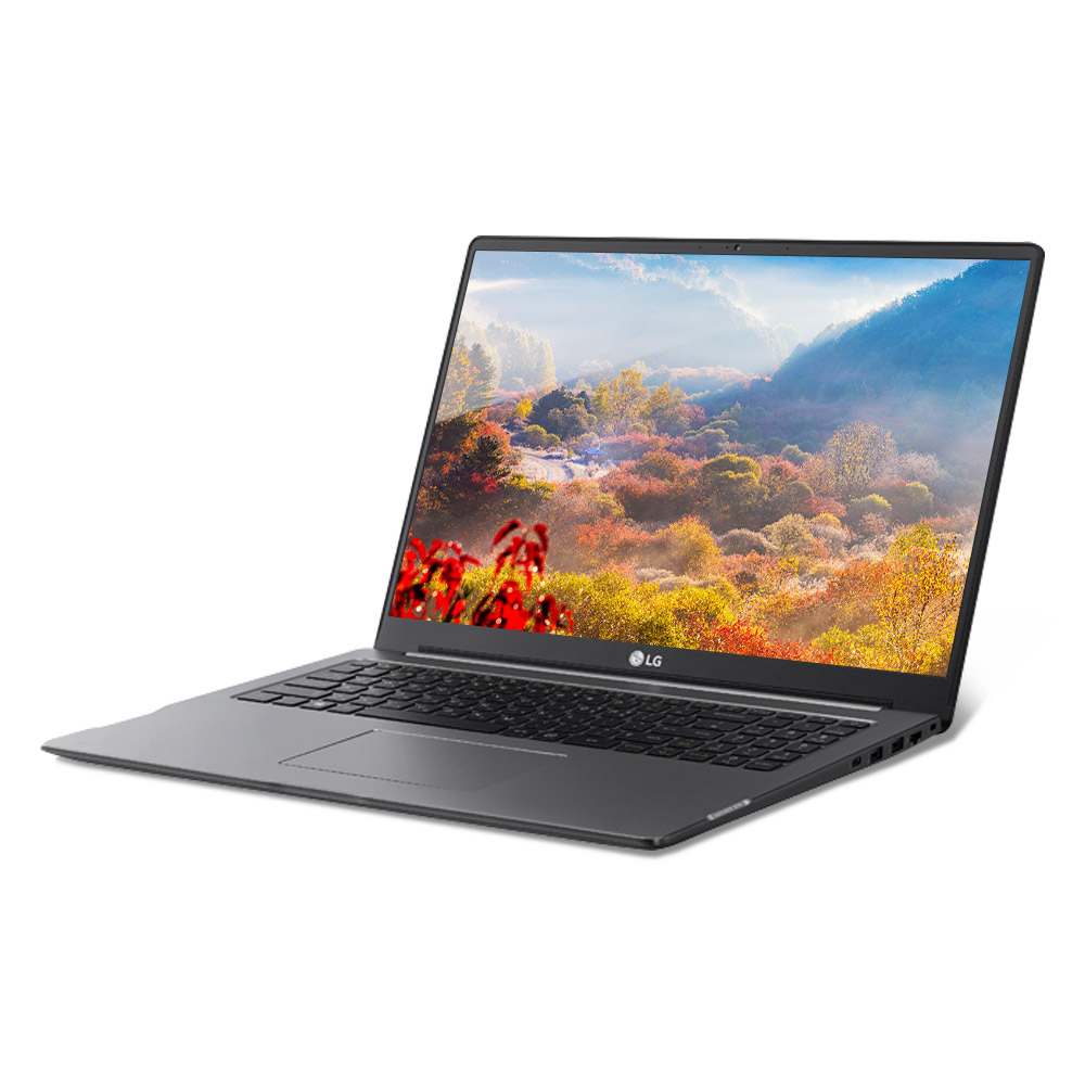 LG전자 울트라기어 노트북 17U70N-PA76K 다크실버 (i7-10510U 43.1cm GTX 1650), NVMe 256GB, 8GB, WIN10 Home