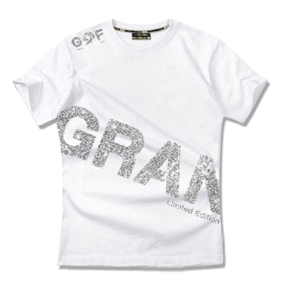 [썸머 티셔츠] 그랜피니 남녀공용 그랜실버 반팔 티셔츠 NGE - 랭킹94위 (16110원)