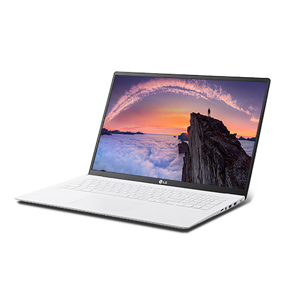 LG전자 2020 그램17 노트북 17ZD90N-VX70K 스노우 화이트 (i7-1065G7 43.1cm), NVMe 256GB, 8GB, Free DOS