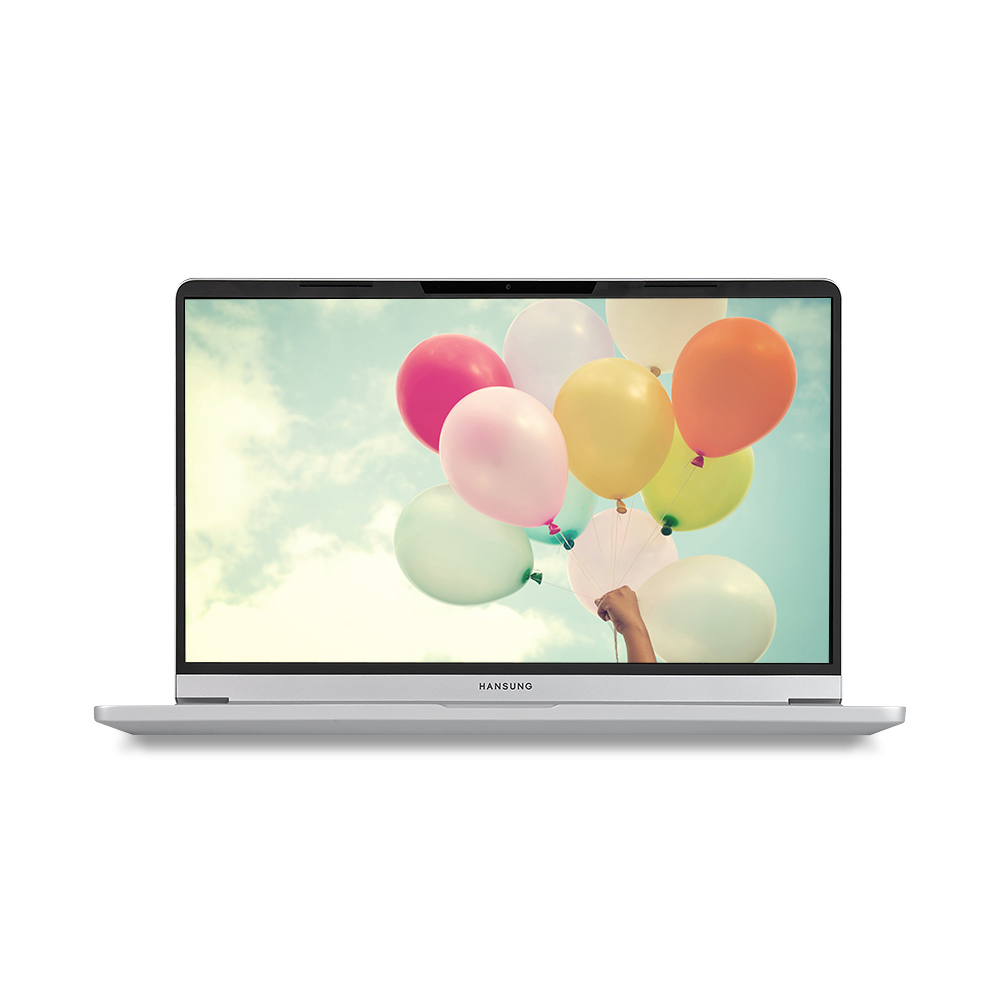 한성컴퓨터 언더케이지 노트북 실버 TFX245SW (i5-10210U 35.56cm WIN10 MX250 2GB), 포함, SSD 500GB, 8GB