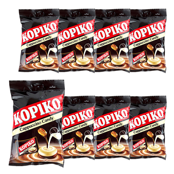 [커피사탕] 코피코 카푸치노 캔디, 150g, 8개 - 랭킹8위 (10220원)
