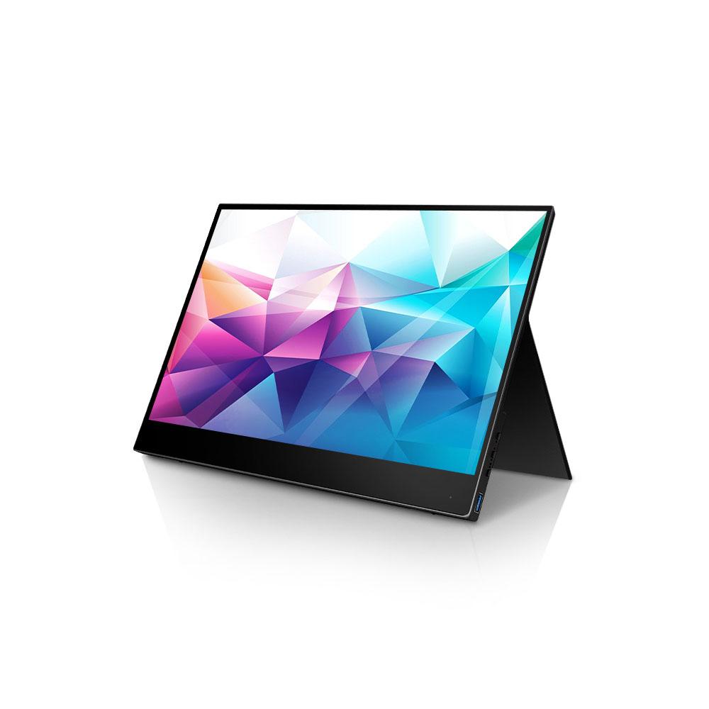 한성컴퓨터 33.7cm FULL HD DEX 포터블 멀티터치 휴대용 모니터 TFX133T