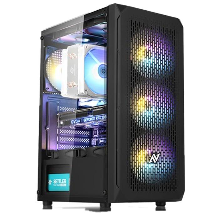 컴맹닷컴 CMA350C-165SX (라이젠5 3500 마티스 GTX1650 SUPER 4GB RAM 16GB SSD 240GB WIN미포함), 기본형
